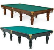 Бильярдные столы фабрики
