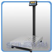 Весы  электронные до 300 и 600 кг с увеличенной платформой
