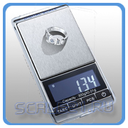 Весы карманные электронные
