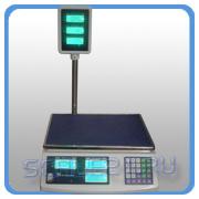 Весы электронные до 15 и 30 кг настольные