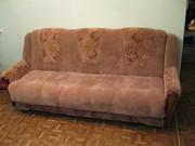 Перетяжка и ремонт мягкой мебели на дому.