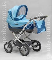 Продам детскую коляску Geoby C706 Goodbaby,  Цвет - сине-голубой