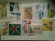 почтовые марки Чебоксары