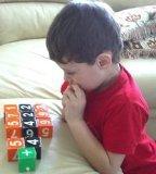 Обучение  детей   чтению,   счёту   и   письму   по   кубикам  Зайцева.