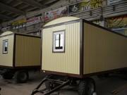 вагон дома (общежития)