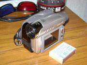 в-камеру SONY DCR-HC36E меняю