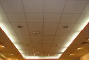 Потолок подвесной в комплекте с фурнитурой