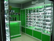 Торговое и выставочное  оборудование на заказ в Чебоксарах!