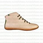 Яркая обувь из Испании