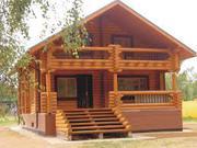 Дома, срубы, бани из экологически чистого материала