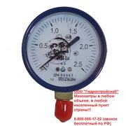 Манометры ДМ05 063 для ацетилена (С2Н2) для кислорода (О2)