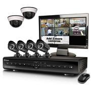 Установка и обслуживание видеонаблюдения и систем контроля доступа