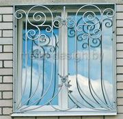 Решётки на окна  в Чебоксарах.