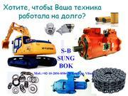 Блок цилиндров для Экскаватора Hyundai,  Doosan,  Volvo,  Samsung