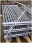 Теплообменники промышленные  биметаллические с алюминиевым оребрением