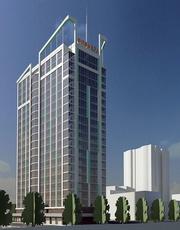 2-х комн квартира в высотном доме премиум класса с панорамным видом на