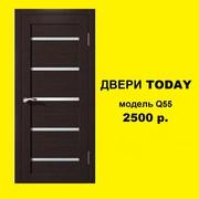 Двери межкомнатные  в широком ассортименте продаем