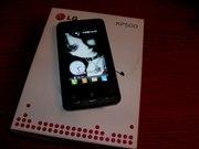 Срочно.Продаю мобильный телефон LG KP500 .